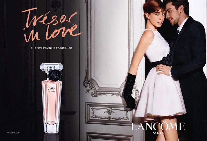 Lancome Tresor Fragrance - 10 Октября 2010 - Lady